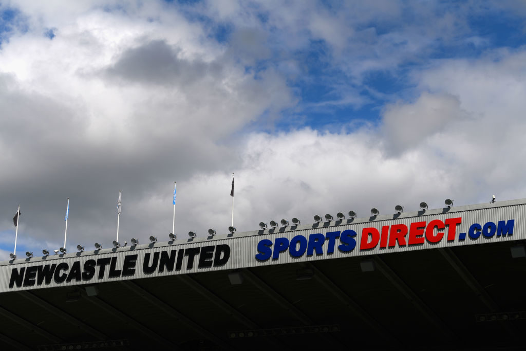 'Takeover imminent': Some fans speculate as Sports Direct logos disappear at Newcastle
