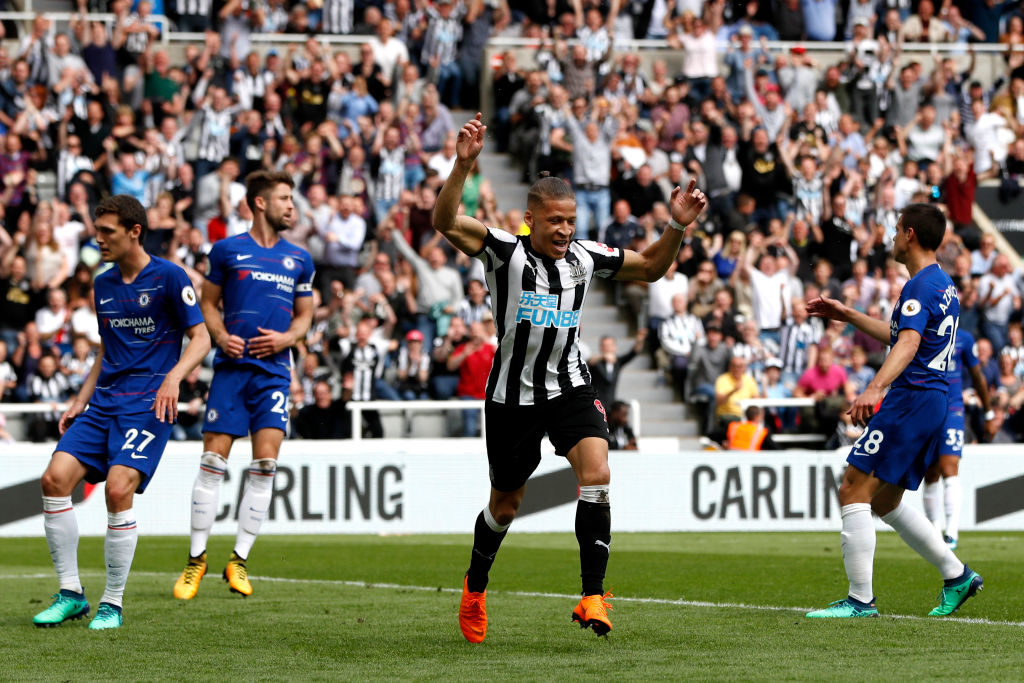 29-goal man takes it: Newcastle's top seven strikers of the decade