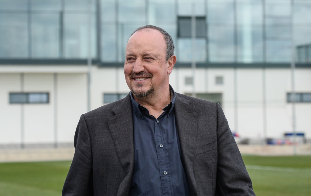 Newcastle United confirms Rafael Benitez's exit