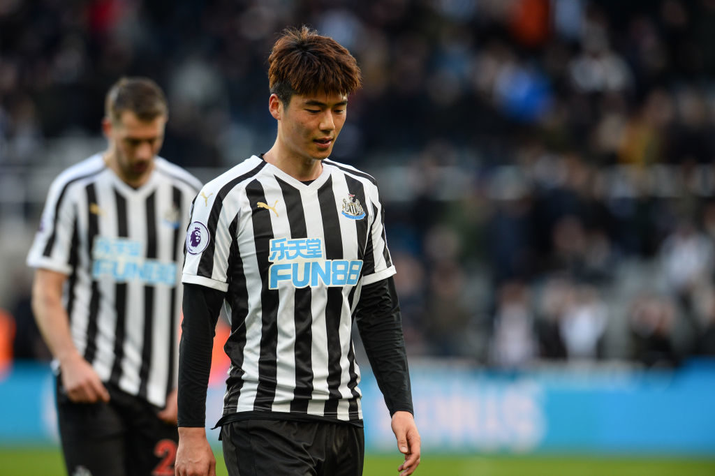 Toon man reportedly wants out in January and Newcastle should not stand in his way