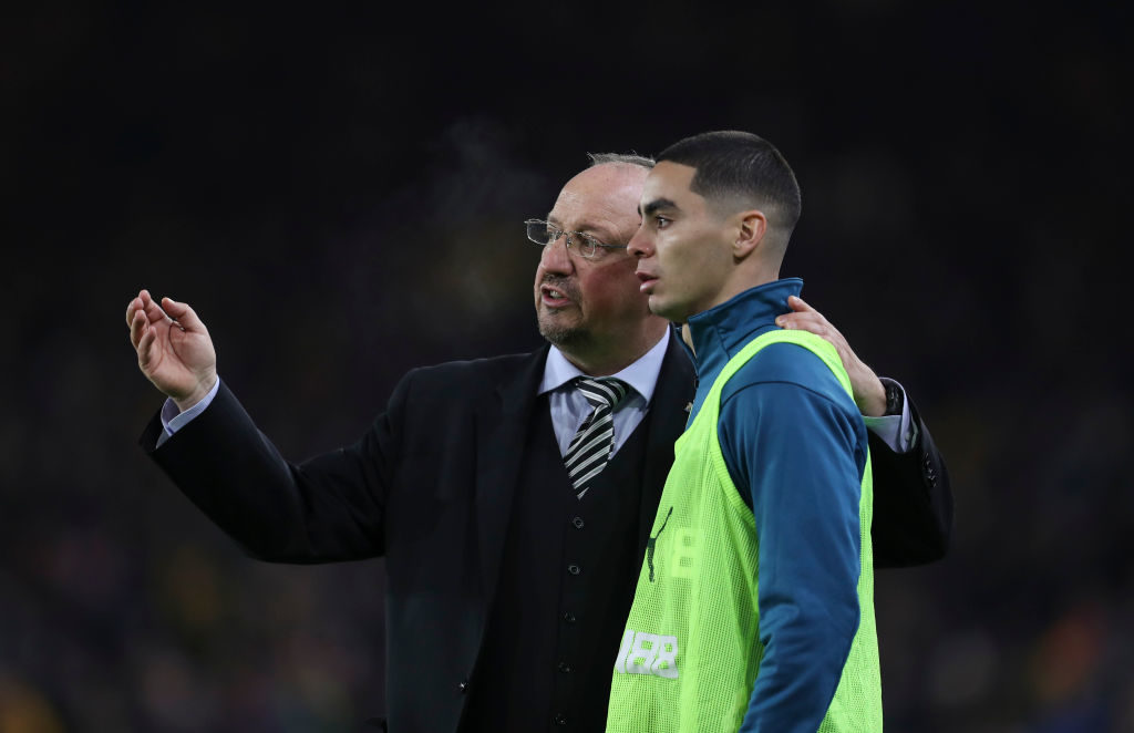 Miguel Almiron Comments On Real Madrid Links Could Worry