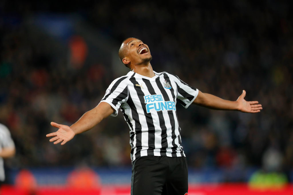 Involved in 5 goals in 5 games, ex-striker is rubbing salt in Newcastle's wounds