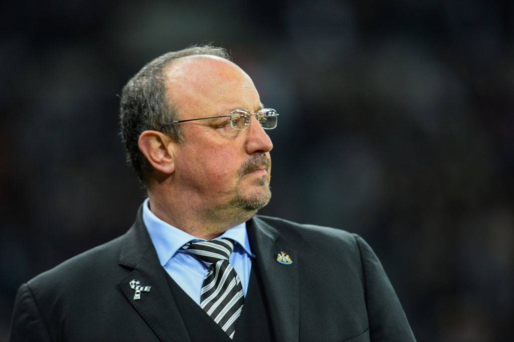 Bruce has already bettered Benitez in one area - he deserves credit