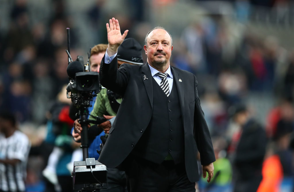 Time for Rafa and Newcastle to draw a line in the sand