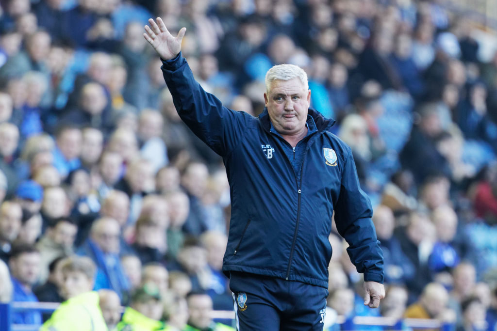 Bruce tenders resignation as Sheffield Wednesday boss