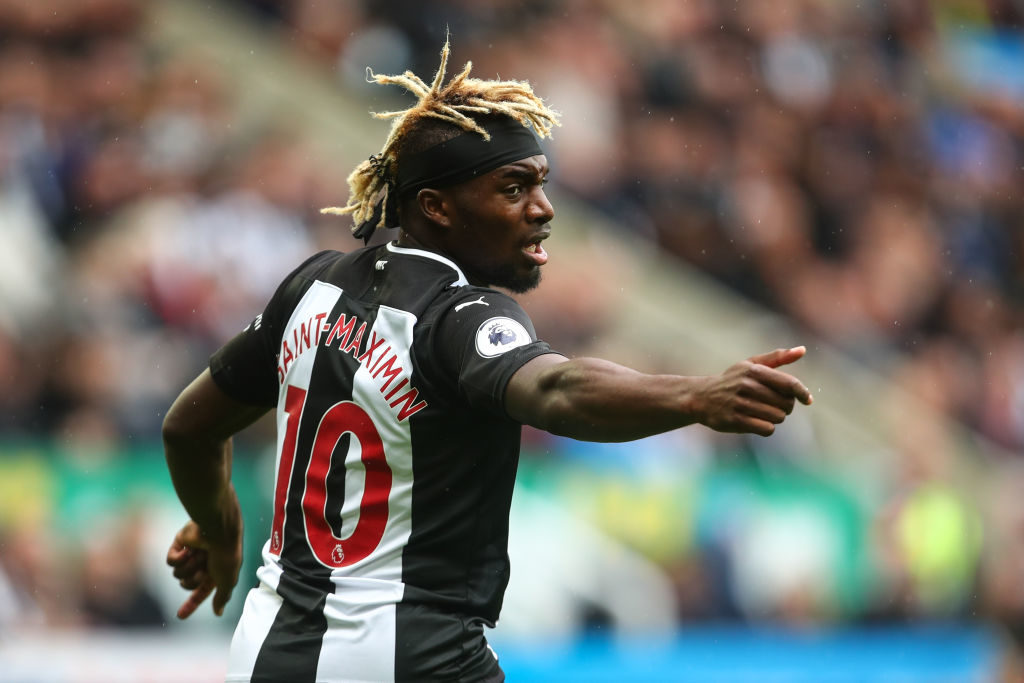 Big News: Returning pair could give Newcastle the edge over Brighton on Saturday