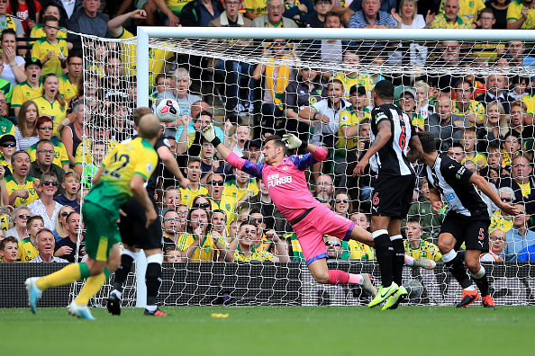 Not nearly enough: Lack of Toon summer business exposed in Norwich defeat