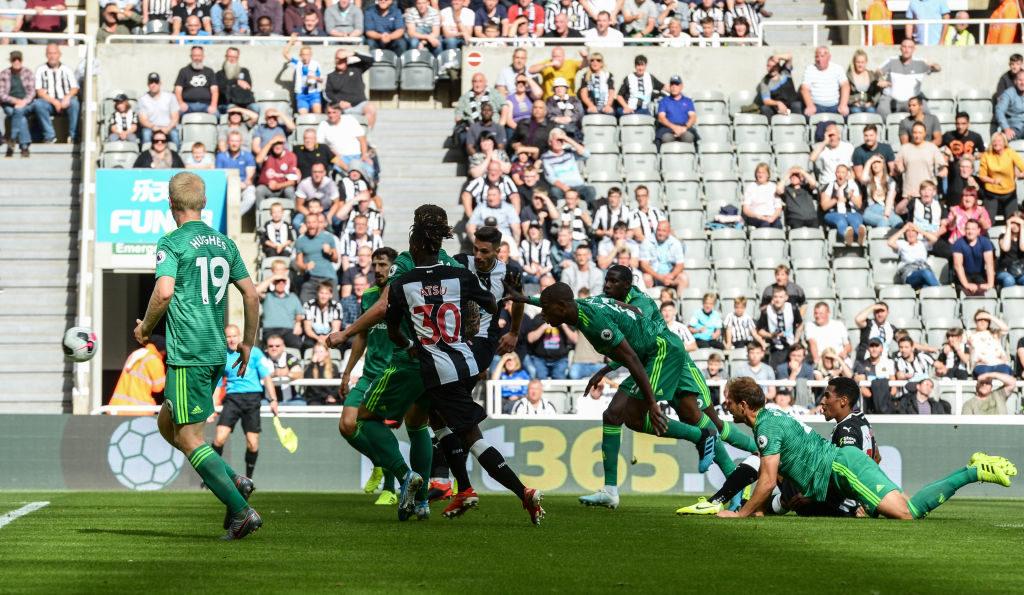 'Sule has a great future ahead of him' - Van Dijk