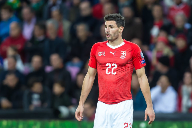 Fans react as Newcastle defender Fabian Schar impresses for Switzerland once again