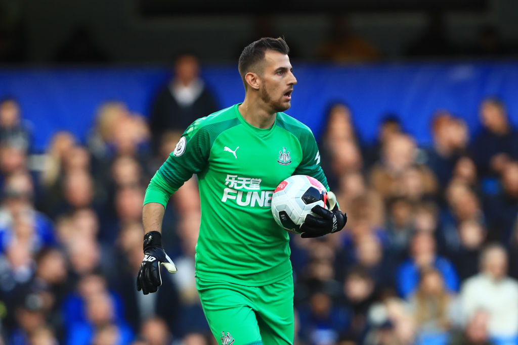 Newcastle fans don't think Karl Darlow is the man to replace Martin Dubravka after injury - Geordie Boot Boys