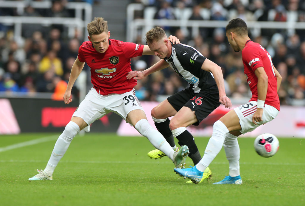 'Like Xavi and Iniesta!': Some Man Utd fans stunned by Newcastle duo, want 'deal for both'