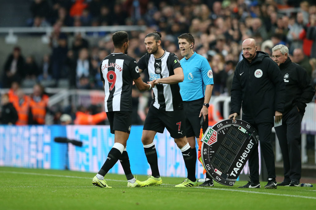Why Newcastle duo must remain impact subs for now