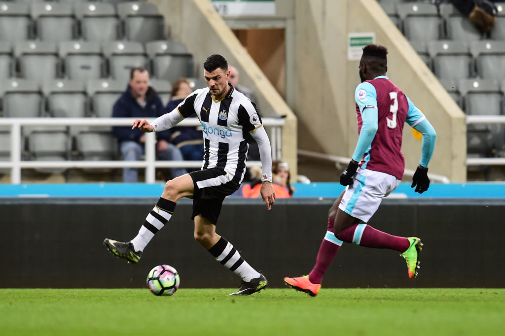 Signed by Newcastle 10 years ago, Haris Vuckic might finally be fulfilling his potential
