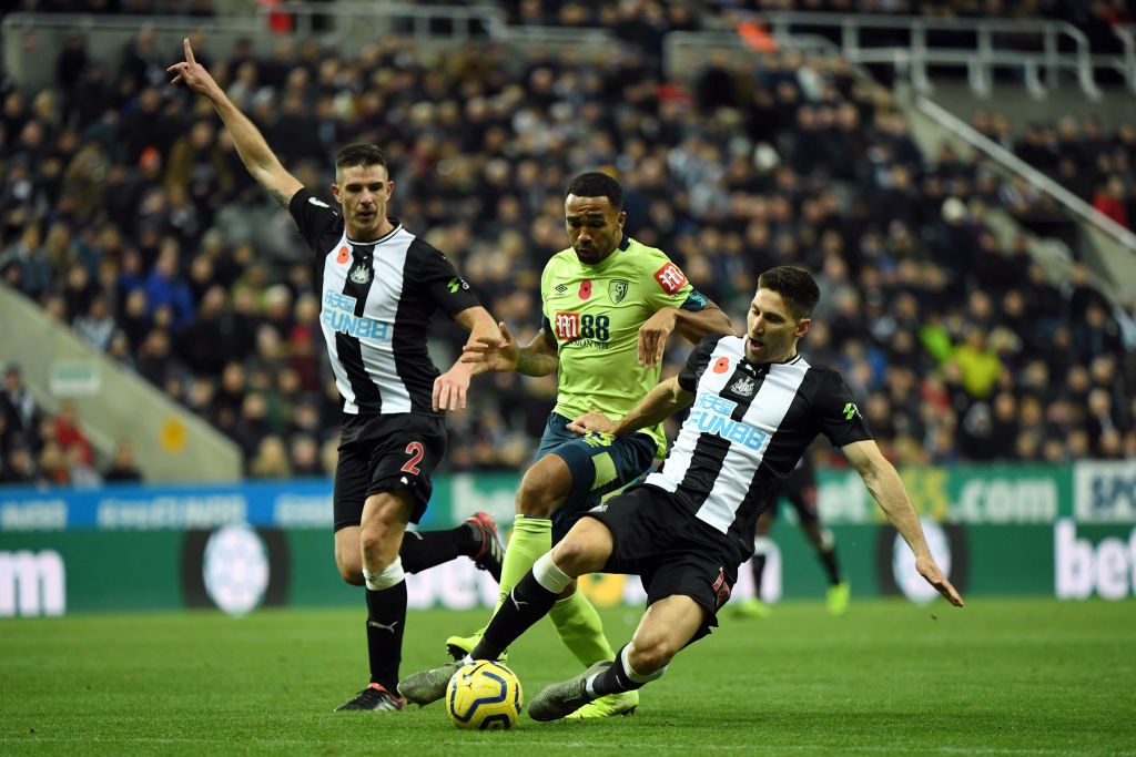 Newcastle defender surprise name in pundit's PL team but forwards overlooked once again