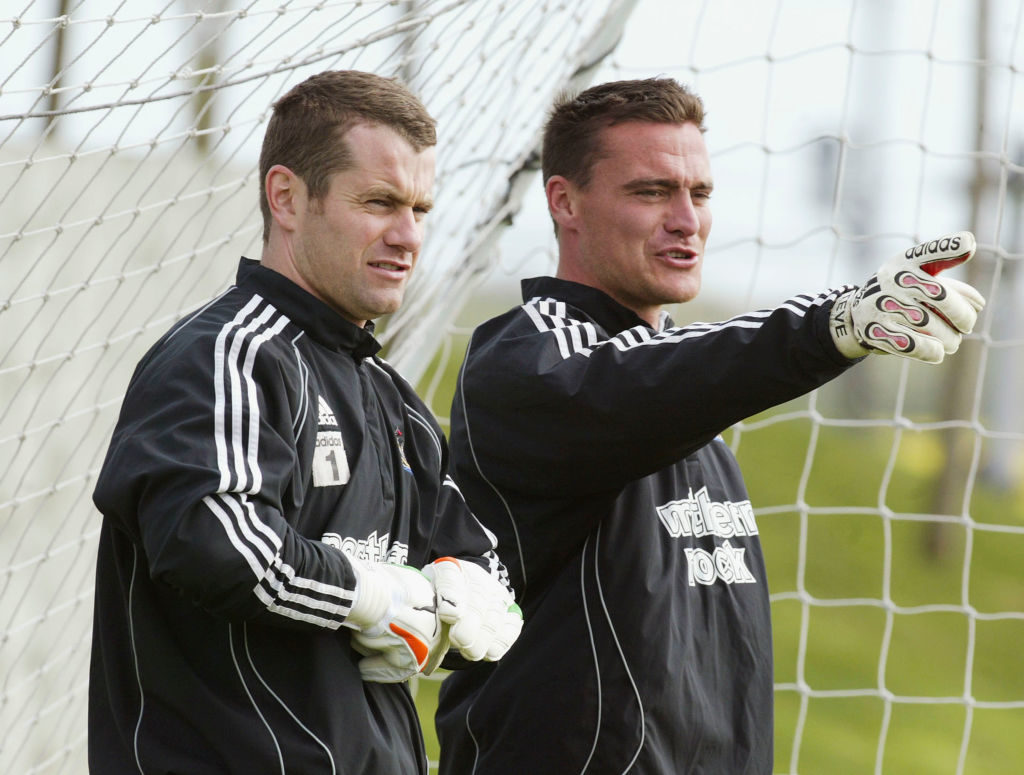 Chelsea boss Frank Lampard looking to appoint Derby County coach Shay Given