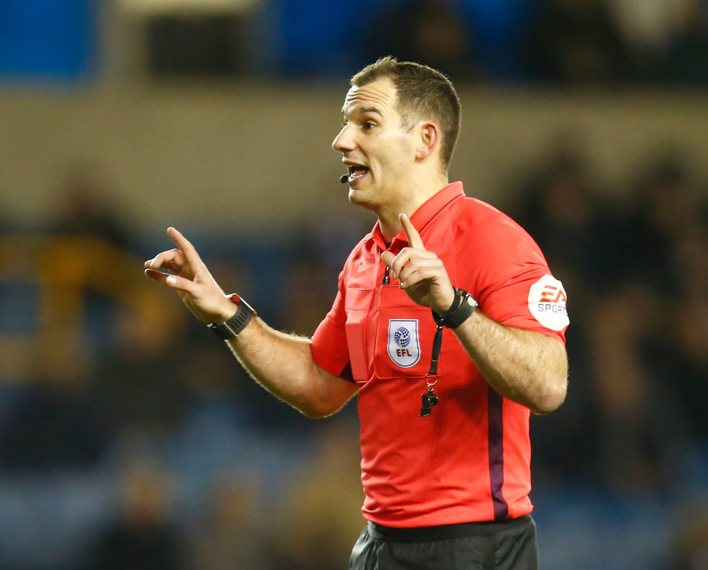 Fans will hope PL debutant ref does better than the last time he officiated Newcastle