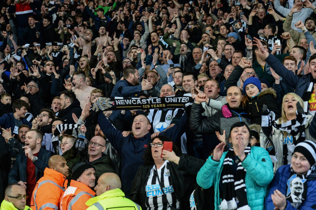 Newcastle fans show why they are the best in the land - Iconic Toon moments of the decade