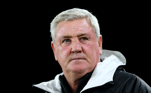 Bruce confirms huge blow ahead of Newcastle's trip to struggling Burnley