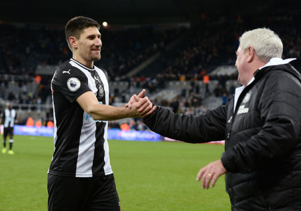 £6m Newcastle player reveals what Ashley told the squad about failed takeover