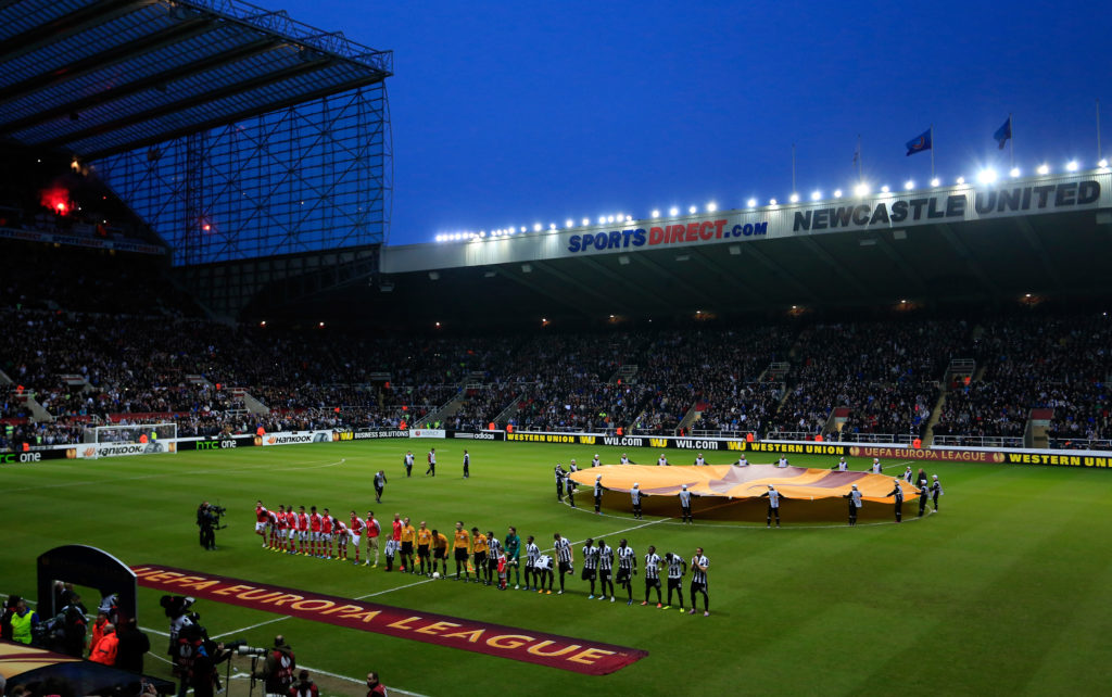 Epic Europa League journey comes to an end despite Cisse heroics - Iconic Toon moments of the decade