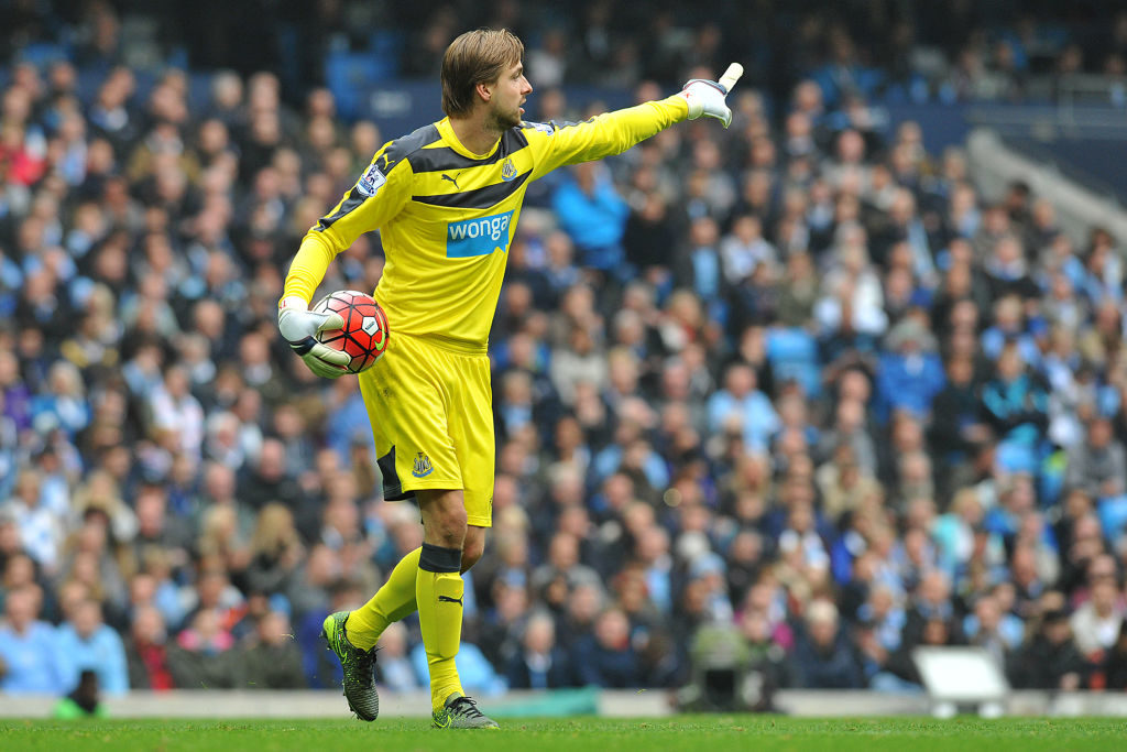 Former Newcastle goalkeeper Tim Krul is part of Holland's Euro 2020 squad.