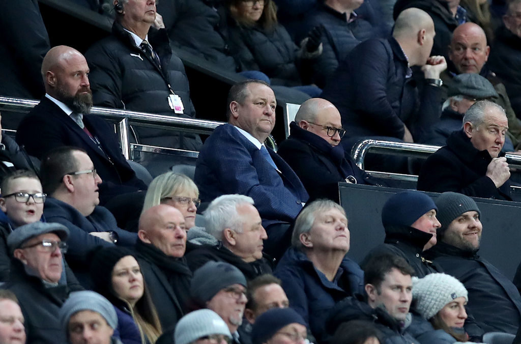 Could Mike Ashley and Lee Charnley finally leave Newcastle this summer?