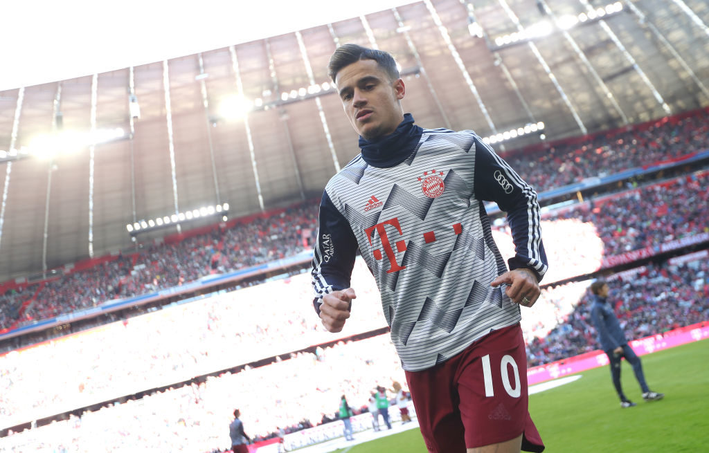 Philippe Coutinho undergoes minor surgery, sidelined for 2 weeks
