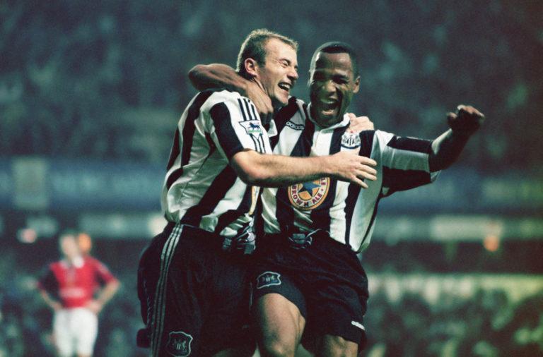 Howay 5-0 Newcastle v Manchester United Premiership 1996