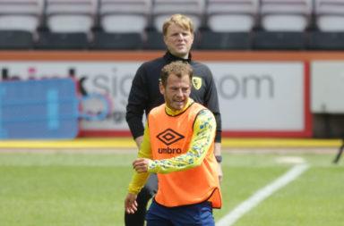 Bournemouth Training Session