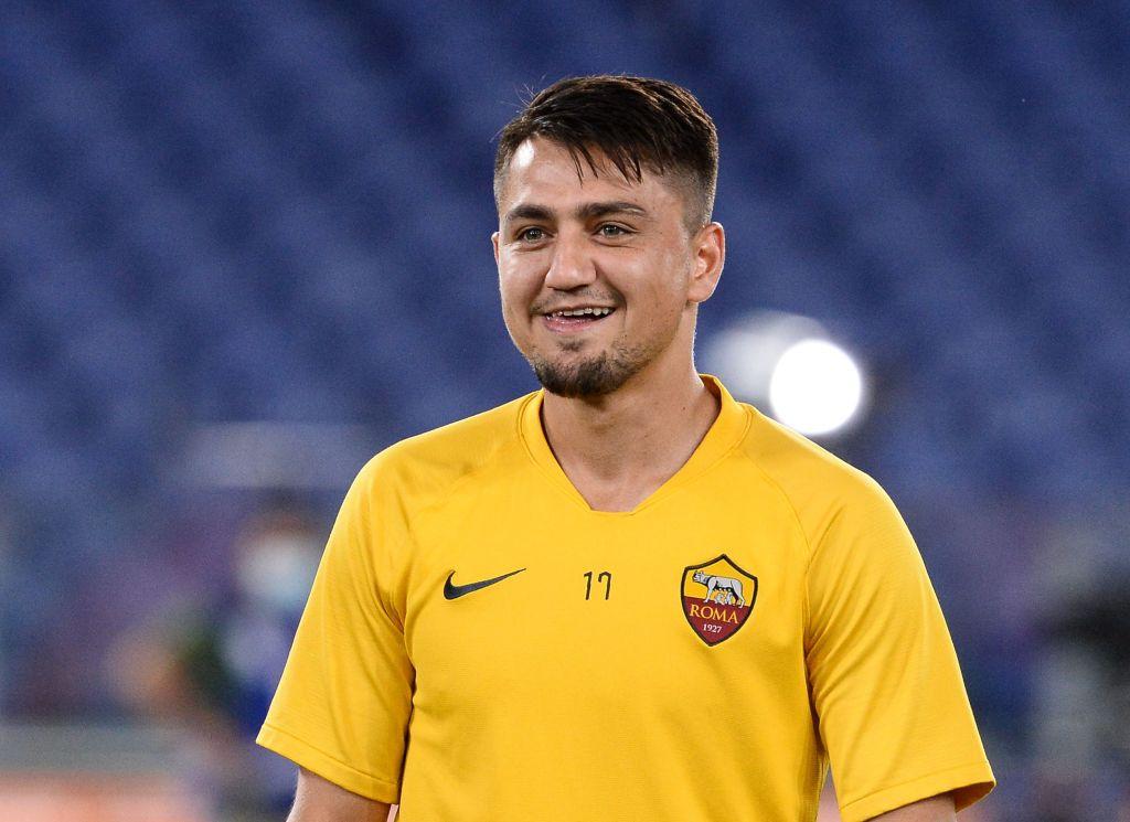 AS Roma v Hellas Verona - Serie A