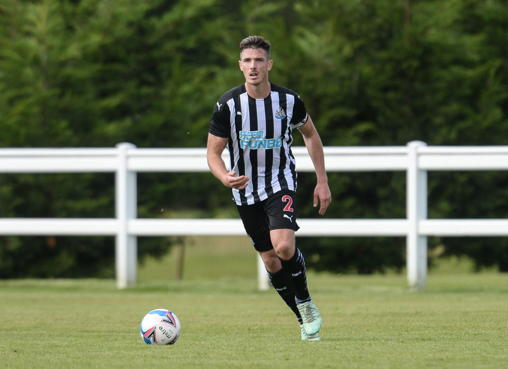 Newcastle United v Middlesbrough - Pre-Season Friendly