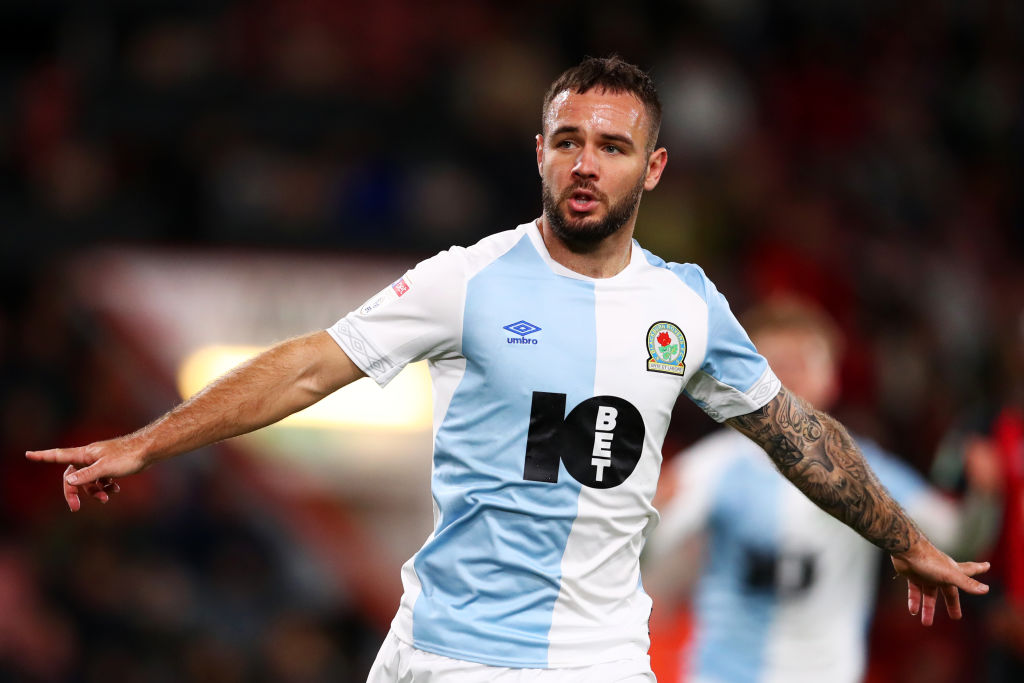 AFC Bournemouth v Blackburn Rovers - Carabao Cup Third Round