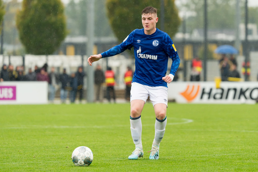 Borussia Dortmund U19 v FC Schalke 04 U19
