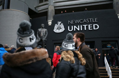 Newcastle United v Everton FC - Premier League