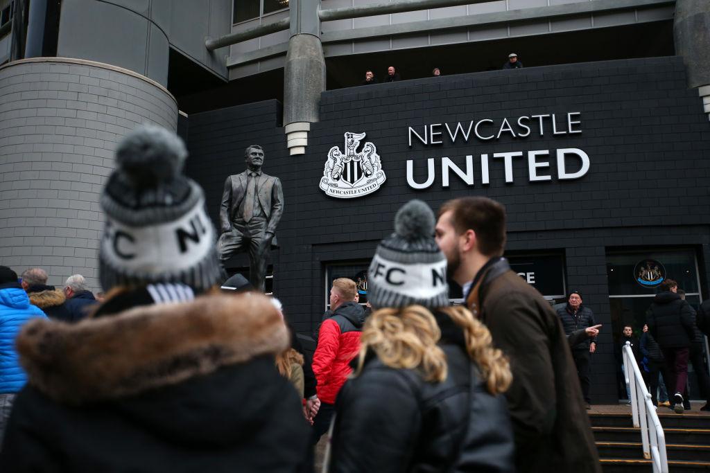 Newcastle United cover image