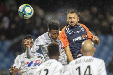 Montpellier V SC Amiens