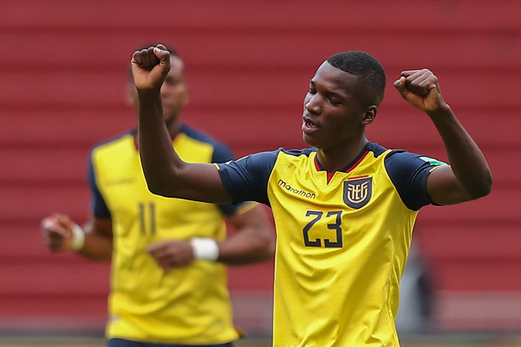 Man United want to sign 19-year-old Ecuadorian in January