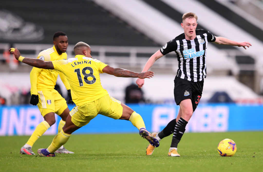 Newcastle United v Fulham - Premier League