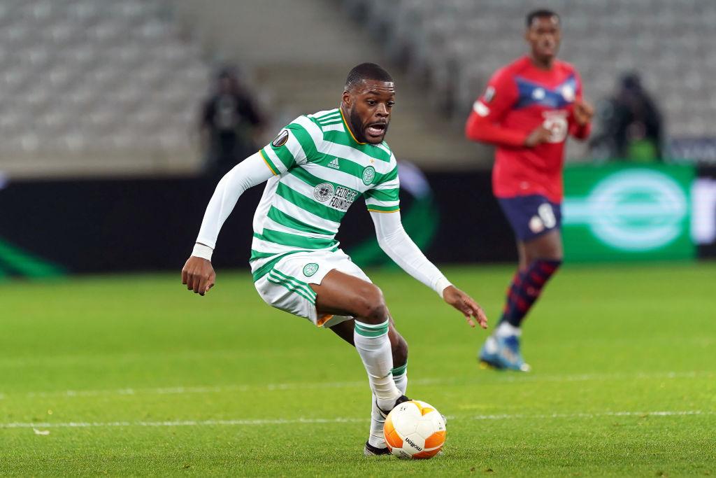 LOSC Lille v Celtic: Group H - UEFA Europa League