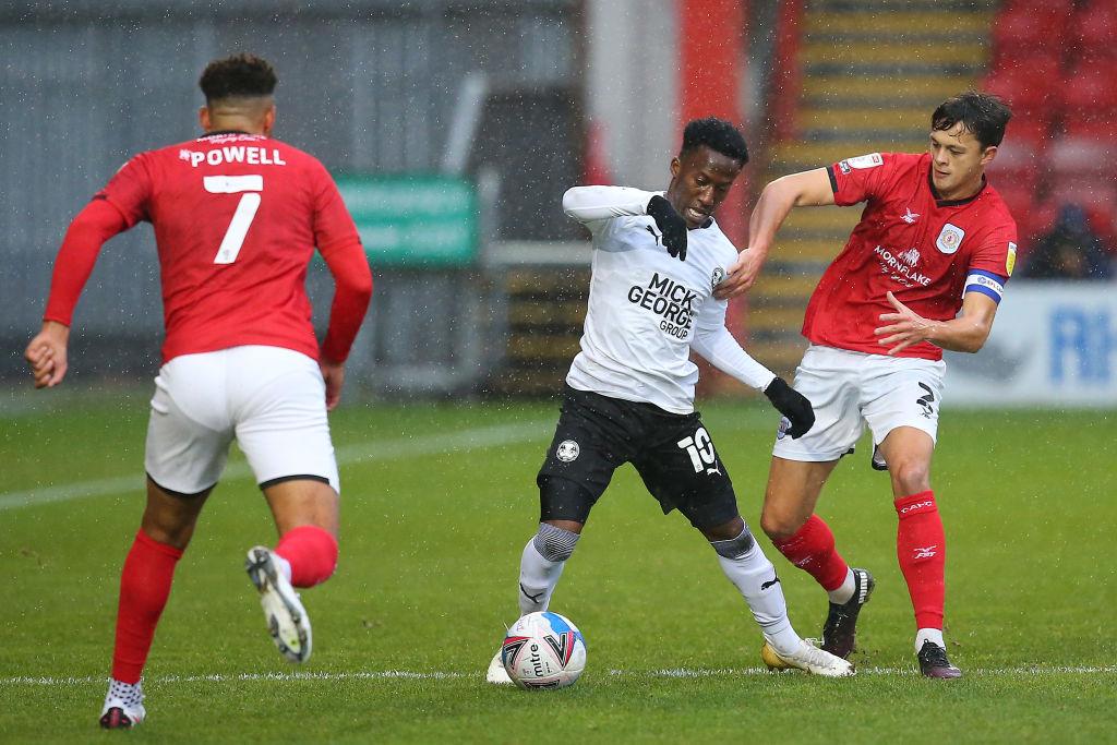 Crewe Alexandra v Peterborough - Sky Bet League 1