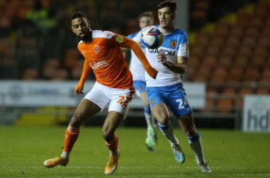 Blackpool v Hull City - Sky Bet League One