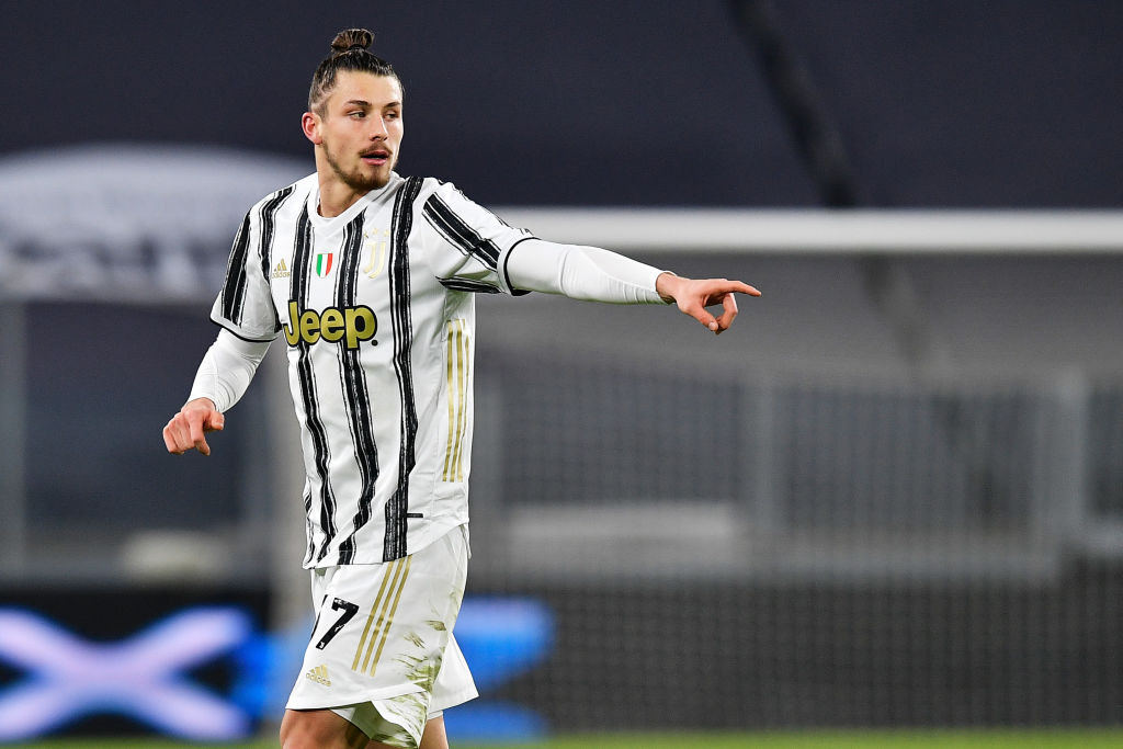 Juventus v Genoa - Italian Coppa Italia