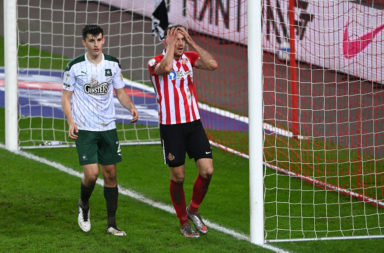 Sunderland v Plymouth Argyle - Sky Bet League One