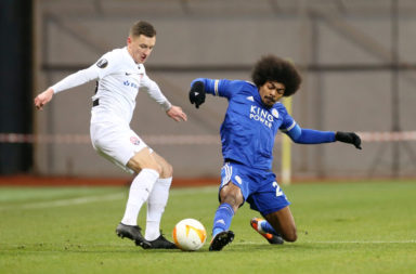Zorya Luhansk v Leicester City: Group G - UEFA Europa League