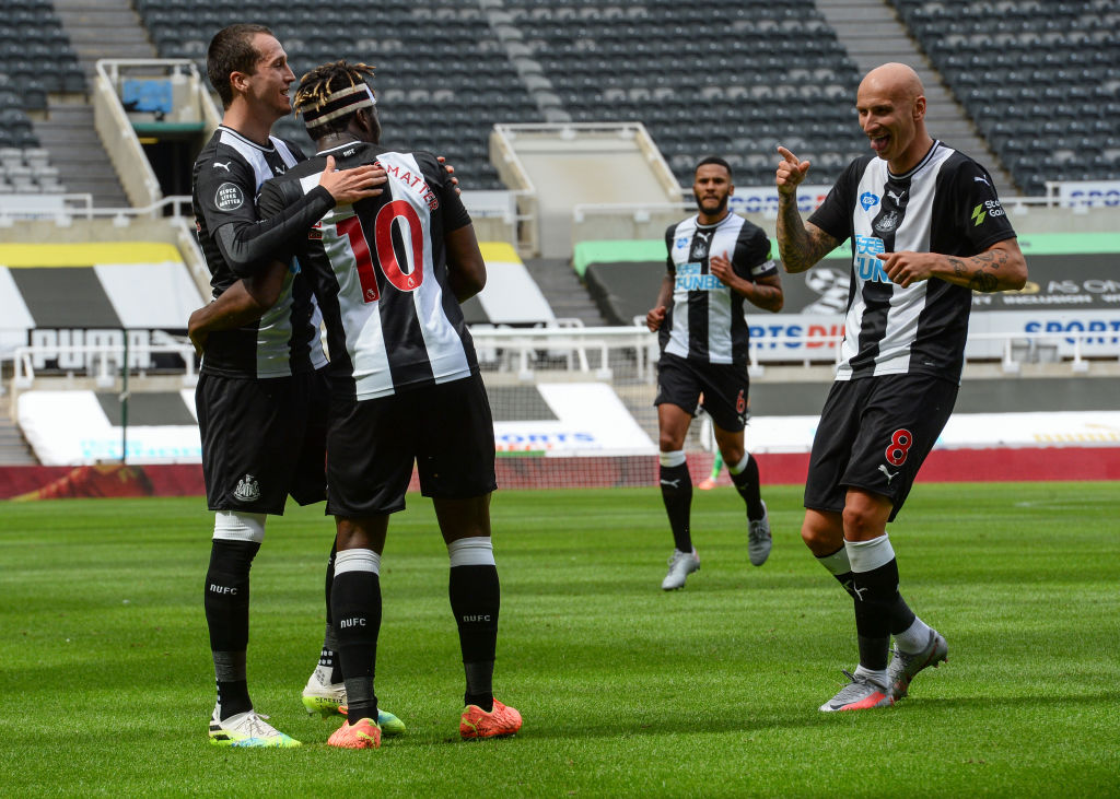 Newcastle United v Sheffield United - Premier League