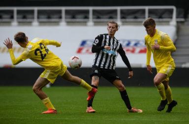 Newcastle U23 v Fulham U23 - Premier League 2