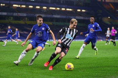 Chelsea v Newcastle United - Premier League