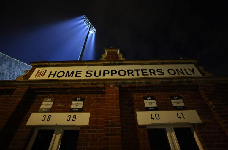 Fulham v Sheffield United - Premier League