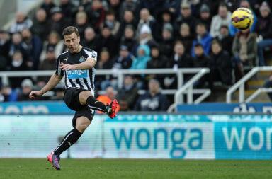 Newcastle United  v Aston Villa- Barclays Premier League