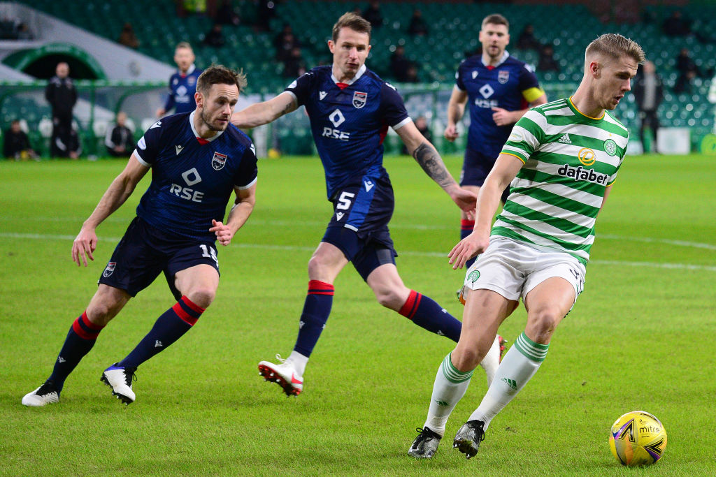 Celtic v Ross County - Ladbrokes Scottish Premiership